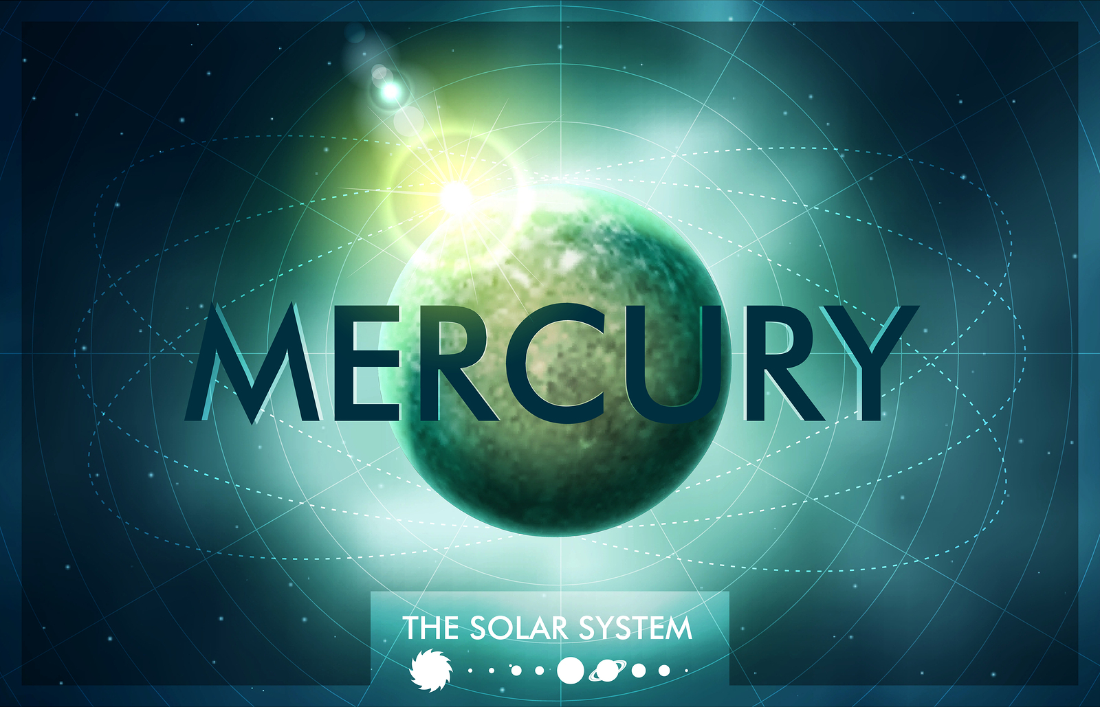location of mercury in the solar system - photo #6