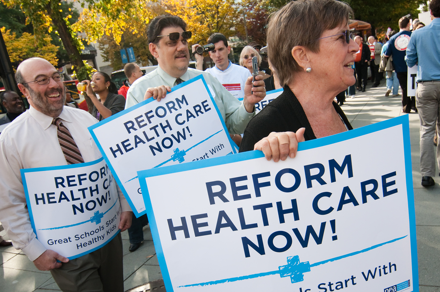 healthcare reform Why it matters: the health care sector represents 18 percent of our economy more importantly, it impacts the bottom line of every american the average american.