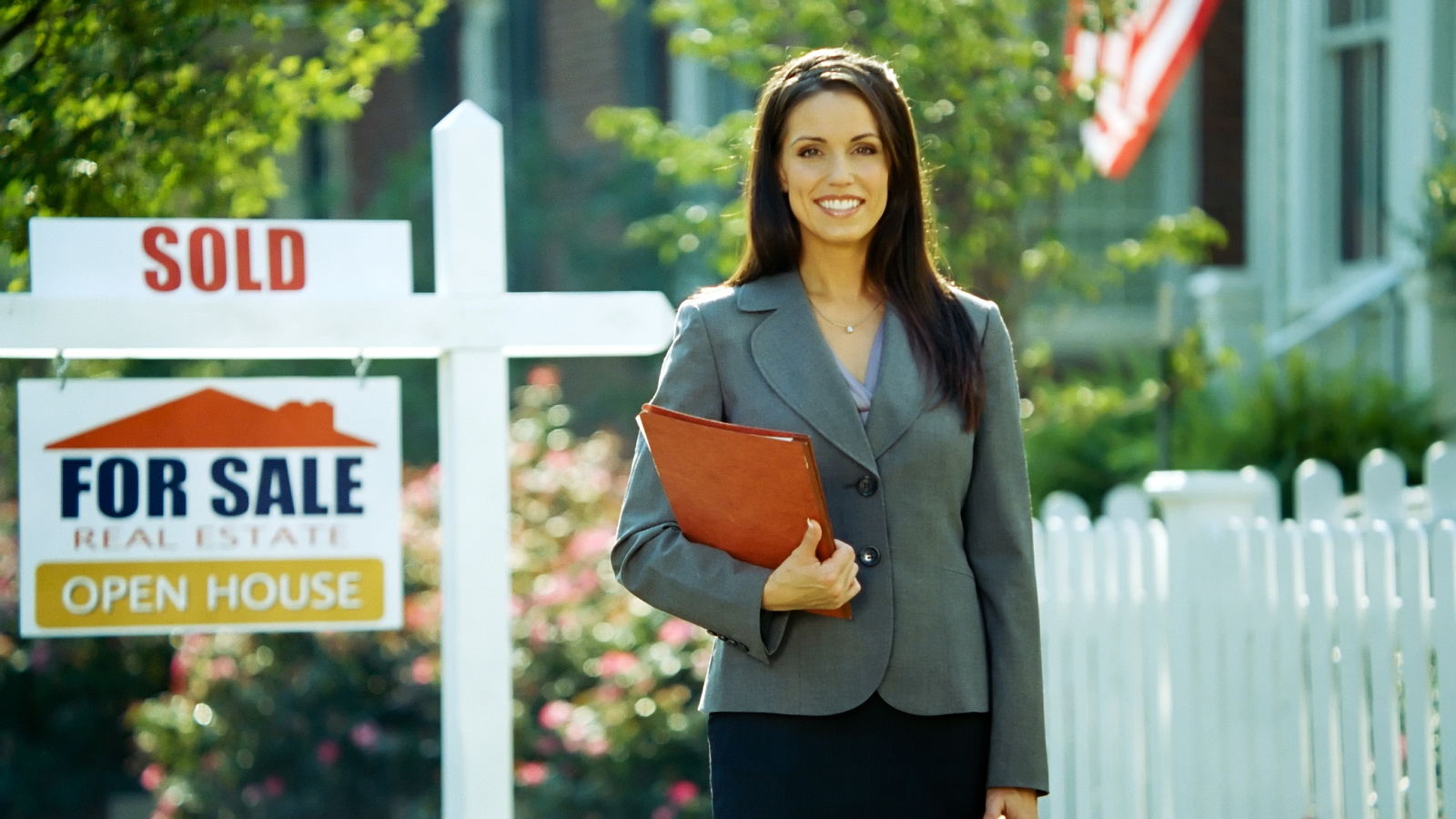 bigstock real estate agent