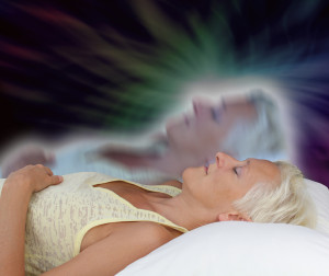 Female Astral Projection Experience