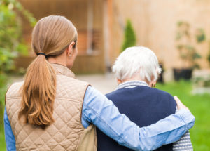 Podcast: Dealing With A Loved One With Alzheimer's