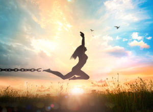 How to Move From Fear To Lightness