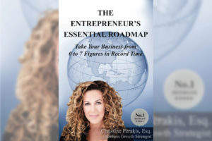 "Podcast: Christine Tells How She Promoted ""The Entrepreneur's Essential Roadmap: Take Your Business from 0 to 7-Figures in Record Time"""