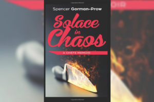 """Podcast: How Spencer Promoted """"Solace in Chaos"""""""